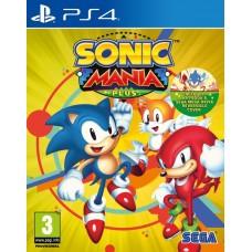 Sonic Mania Plus (PS4)..
