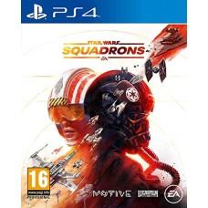 Star Wars Squadrons (PS4, русская версия), 227090, Приключения/экшен