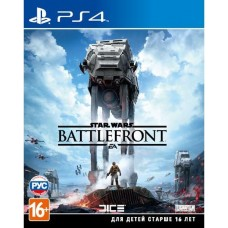 Star Wars Battlefront (PS4, рус..