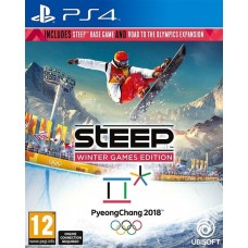 Steep: Road to the Olympics Winter Games Edition (PS4), , Спорт