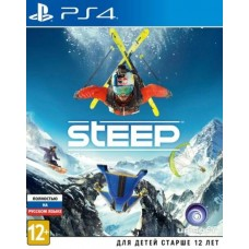 Steep (PS4, русская версия)..