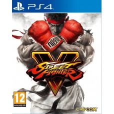 Street Fighter V (PS4, русские ..