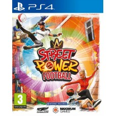 Street Power Football (PS4)..