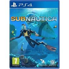 Subnautica (PS4, русские субтитры), 222783, Приключения/экшен