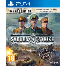 Sudden Strike 4 Limited Edition (PS4, русская версия), 219830, Другие