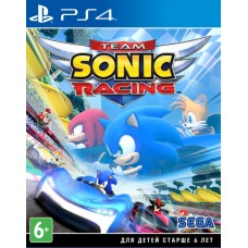 Team Sonic Racing (PS4, русские..
