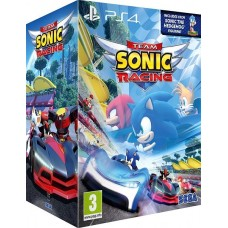 Team Sonic Racing Special Edition (PS4, русские субтитры), ,