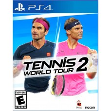 Tennis World Tour 2 (PS4, русск..