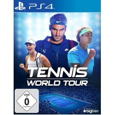 Tennis World Tour (PS4, русские..