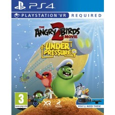 The Angry Birds Movie 2 Under Pressure (PS4, VR), 225186, Приключения/экшен