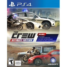 The Crew Ultimate Edition (PS4, русская версия), 218411, Гонки