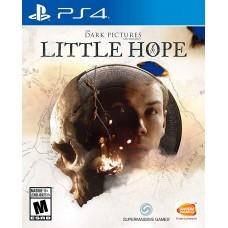 The Dark Pictures Anthology Little Hope (PS4), 283676, Приключения/экшен