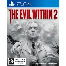 The Evil Within 2 (PS4, русская версия), 220594, Хоррор/ужастики