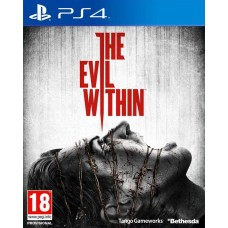 The Evil Within (PS4, русские с..