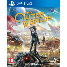 The Outer Worlds (PS4, русские ..