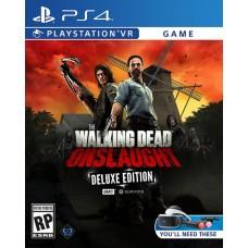 The Walking Dead Onslaught (PS4, VR), 227325, Шутеры