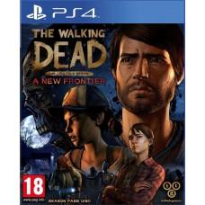 The Walking Dead Telltale Series The New Frontier (PS4), 219503, Шутеры