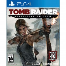 Tomb Raider Definitive Edition ..