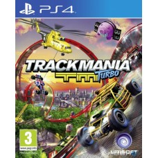 Trackmania Turbo (PS4, русская версия), 166942, Гонки