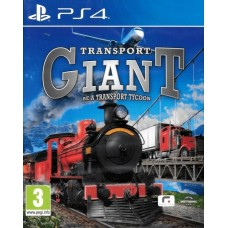 Transport Giant (PS4, русские с..