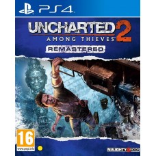 Uncharted 2 Among Thieves Remas..
