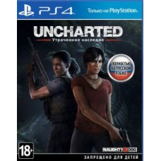 Uncharted The Lost Legacy (PS4,..