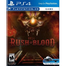 Until Dawn Rush of Blood (PS4, ..