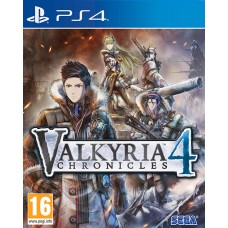 Valkyria Chronicles 4 (PS4)..