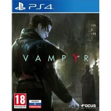 Vampyr (PS4, русские субтитры), 224056, РПГ