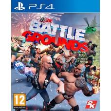 WWE Battlegrounds (PS4), 227180, Спорт