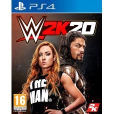 WWE 2K20 (PS4), 225183, Спорт