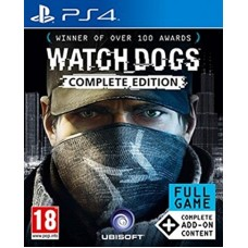 Watch Dogs Complete Edition (PS..