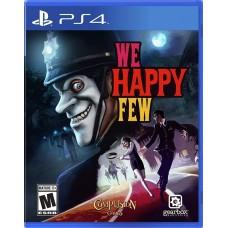 We Happy Few (PS4, русские субтитры), 222097, Приключения/Экшн