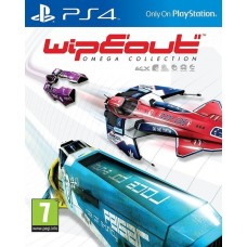 WipEout Omega Collection (PS4, русские субтитры), 220133, Гонки