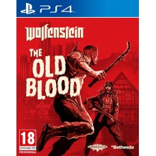 Wolfenstein The Old Blood (PS4,..