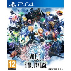World of Final Fantasy (PS4), 230989, РПГ