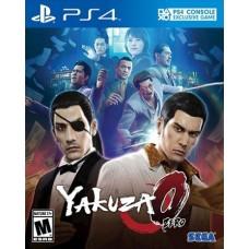 Yakuza 0 (PS4)..