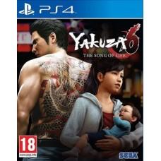 Yakuza 6 The Song of Life (PS4)..