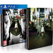 Yakuza Kiwami Steelbook Edition (PS4), , Приключения/экшен