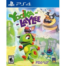 Yooka-Laylee (PS4, русские субт..