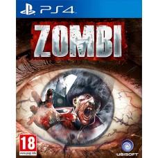 Zombi (PS4, русская версия), 214457, Приключения/экшен
