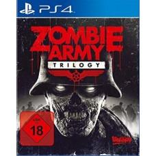 Zombie Army Trilogy (PS4, русские субтитры), 151862, Шутеры