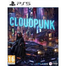 Cloudpunk (PS5), ,