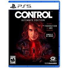 Control Ultimate Edition (PS5, русские субтитры), 96429, Приключения/экшен