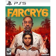 Far Cry 6 (PS5, русская версия), 285575, Приключения/экшен