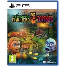 Farmers vs Zombies (PS5, русские субтитры), 104749, Детские игры
