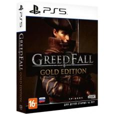 Greedfall Gold Edition (PS5, русские субтитры), ,