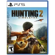 Hunting Simulator 2 (PS5, русские субтитры), 101649, Шутеры