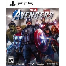 Marvel Avengers (PS5), ,