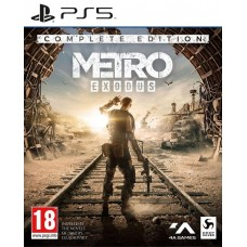 Metro Exodus Complete Edition (PS5, русская версия), ,